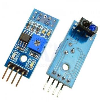 Capteur de suivi interrupteur photoélectrique réfléchissant infrarouge TCRT5000