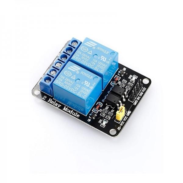 Module 2 relais 5V 2 Channel