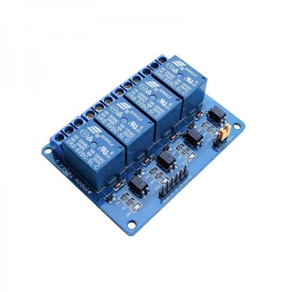 Module Relais 4 Canaux 5V
