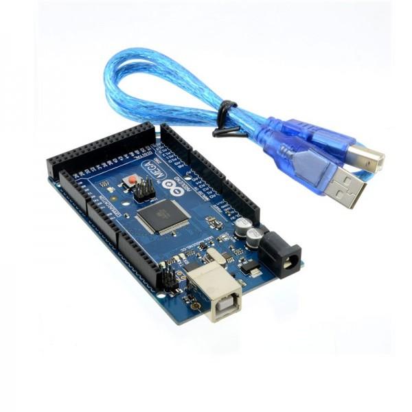 Officiel Arduino Mega 2560 R3 avec Câble USB