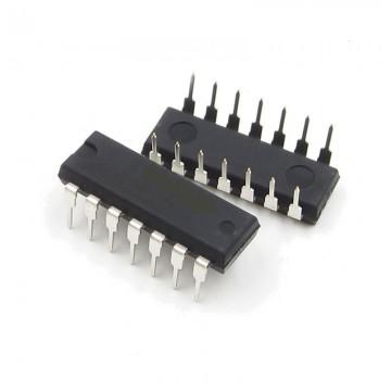 74HC04 7404 Circuit logique 6 Portes Non DIP-14 - Errachidia - Maroc