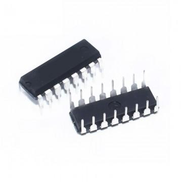74HC76 Circuit logique Double bascule JK DIP-16 - Errachidia - Maroc