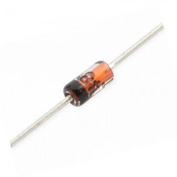 Zener diode (0.5W) 500MW  DO-35 2.4V 2.7V 3V 3.3V 3.6V 3.9V 4.3V 4.7V 5.1V 5.6V 6.2V 6.8V 7.5V 8.2V 9.1V 10V