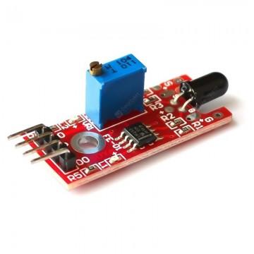 Module de capteur de flamme KY-026