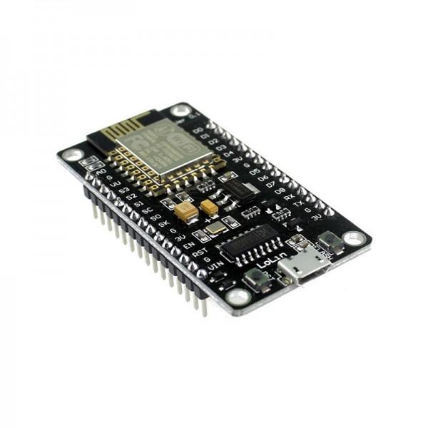ESP8266 ESP-12 NodeMcu Carte de Développement  WIFI  Dual Core avec CH340