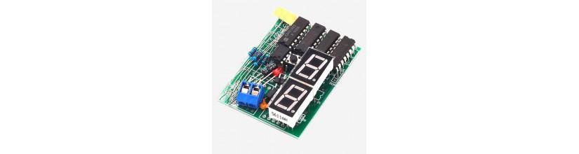 Electronic components: Transistors, Resistors, Capacitors - Morocco